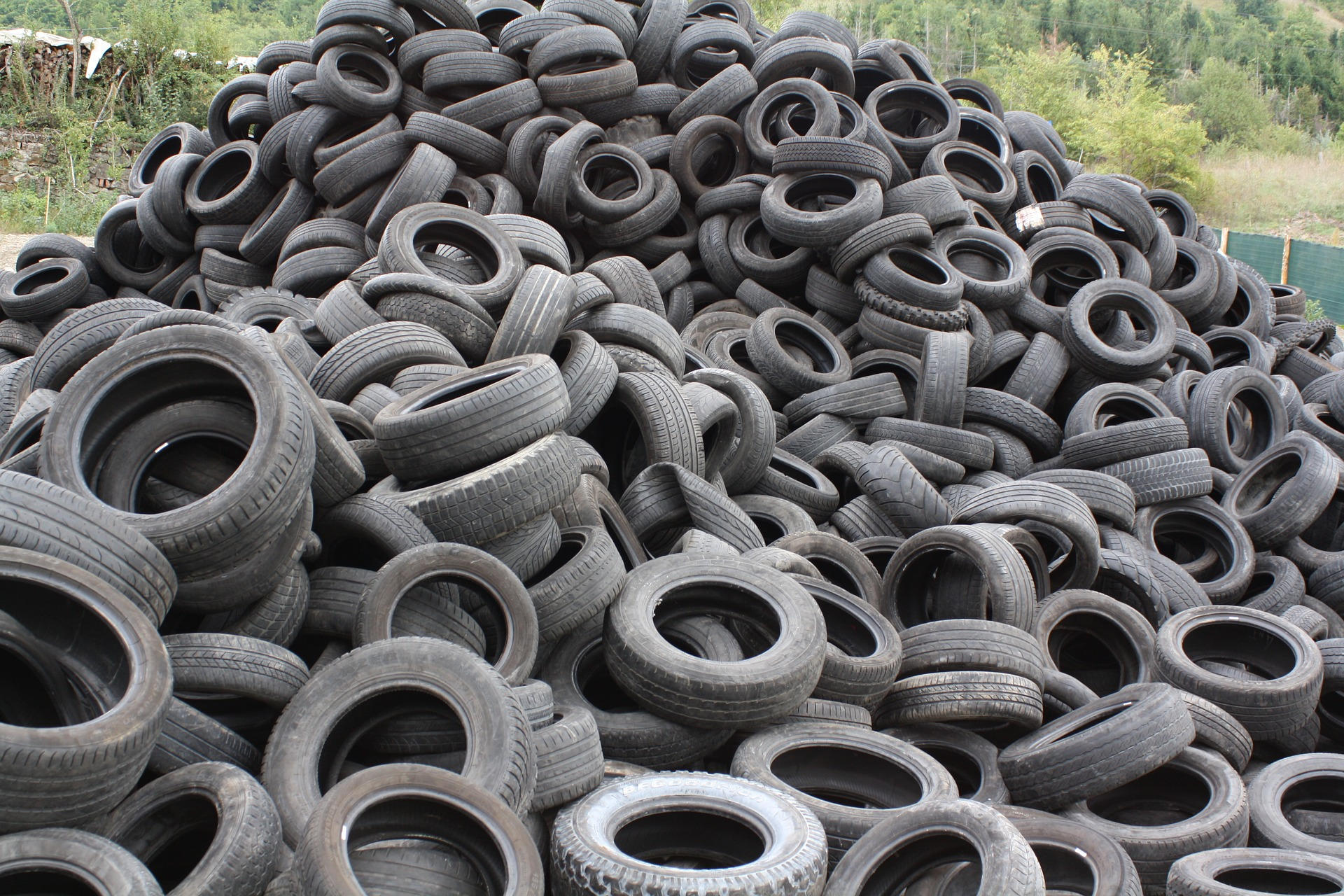 Tyre Collection & Disposal Manchester